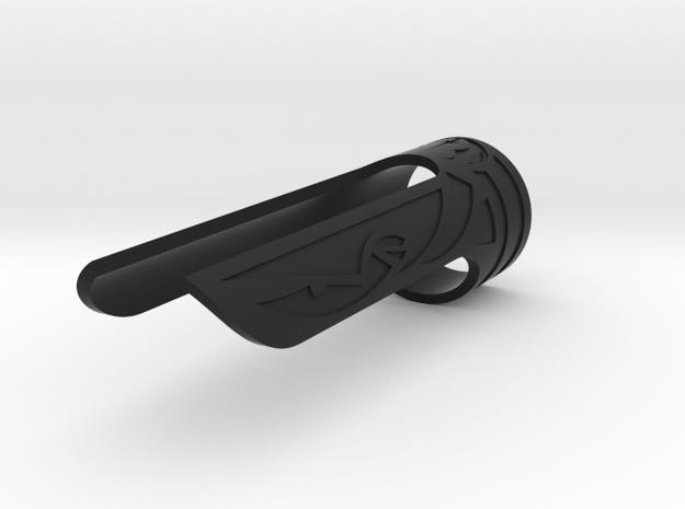 Graflex Jedi Shroud in Black Natural Versatile Plastic