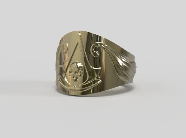 Pirate Assassin's ring