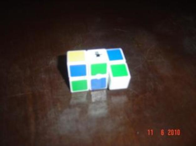 The Floppy 1x2x3 3d printed Sorry for the bad quality photo