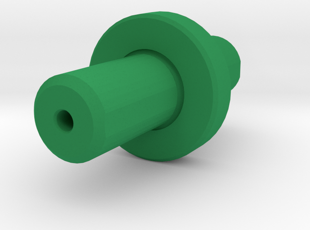Premsa PIN Autoclave 2 in Green Processed Versatile Plastic