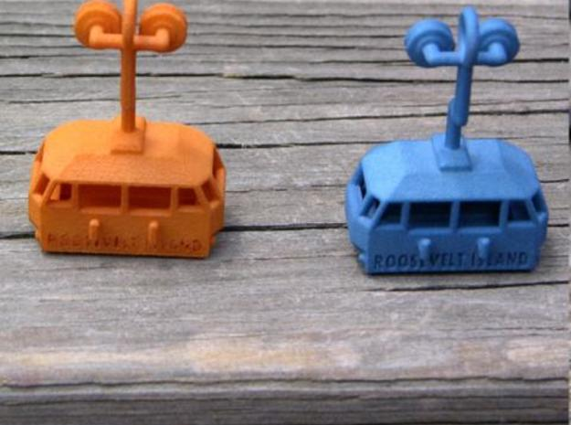 The Old Roosevelt Island Tram #4 (25%) 3d printed Description
