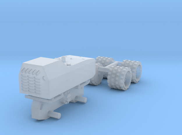 1:87 Trench compactor