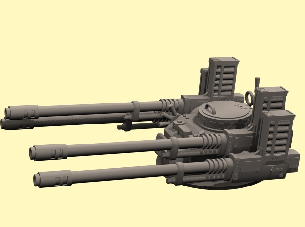 28mm APC Anti-aircraft turret