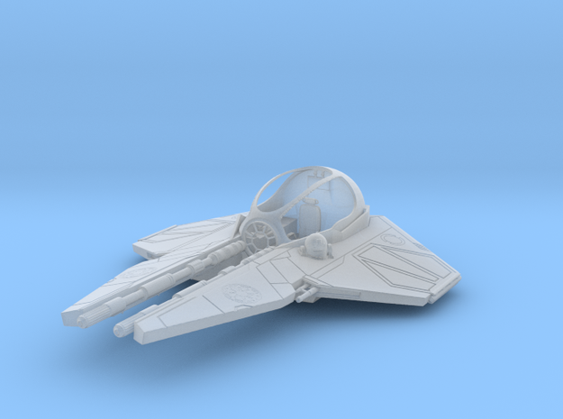1/72 Eta-2 Actis-class Jedi Interceptor Dock Md.