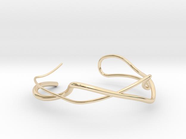 Delicate Bracelet in 14k Gold Plated