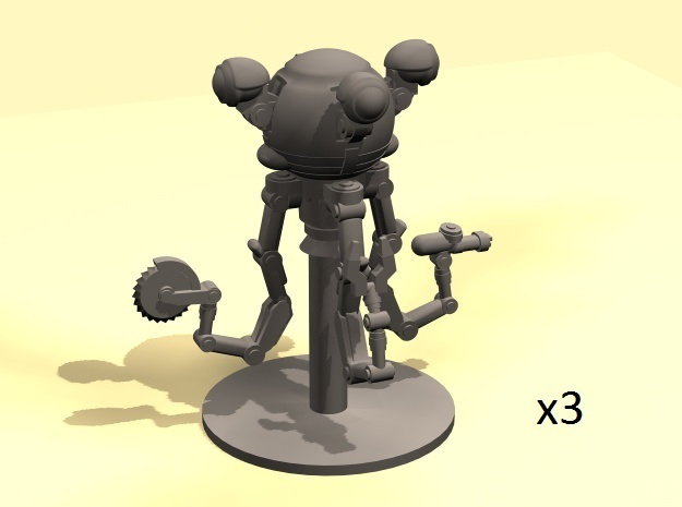 28mm Wastefall Handy Robot