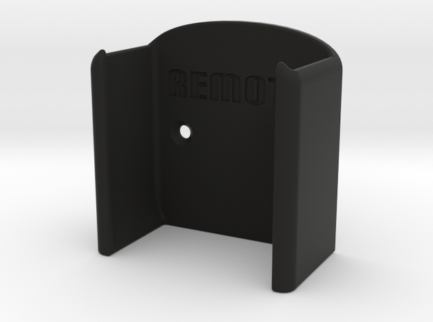 URC MX-450 Wall Mount for universal remote control in Black Strong & Flexible