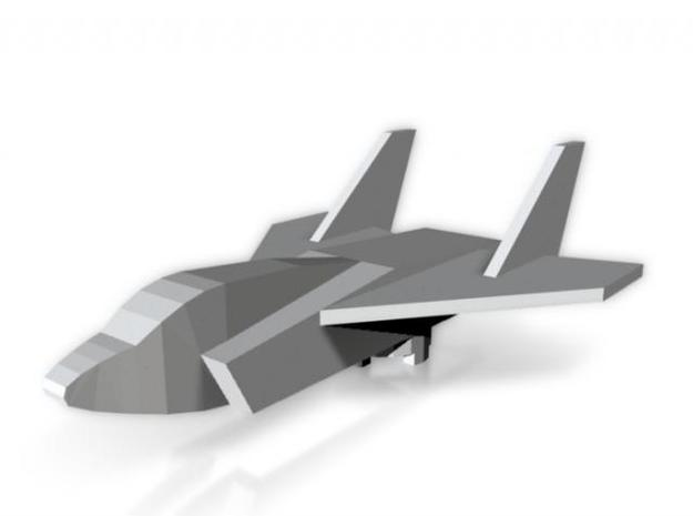 Jet 3d printed Front view