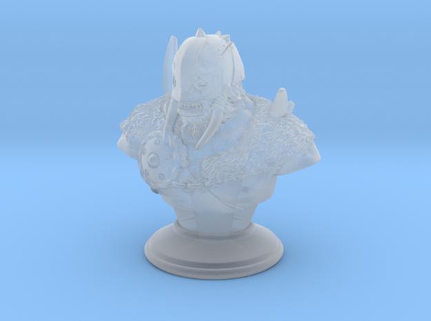 Warrior-Druid Bust