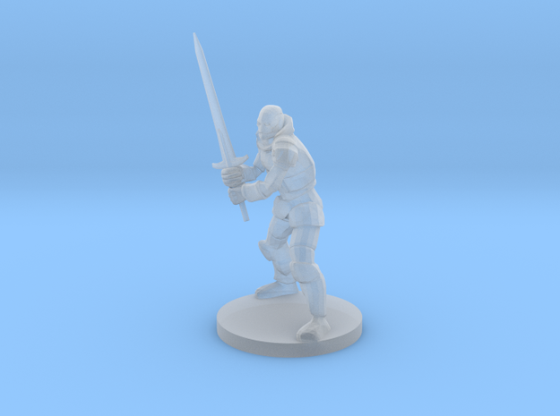 Warforged Great Weapon Fighter