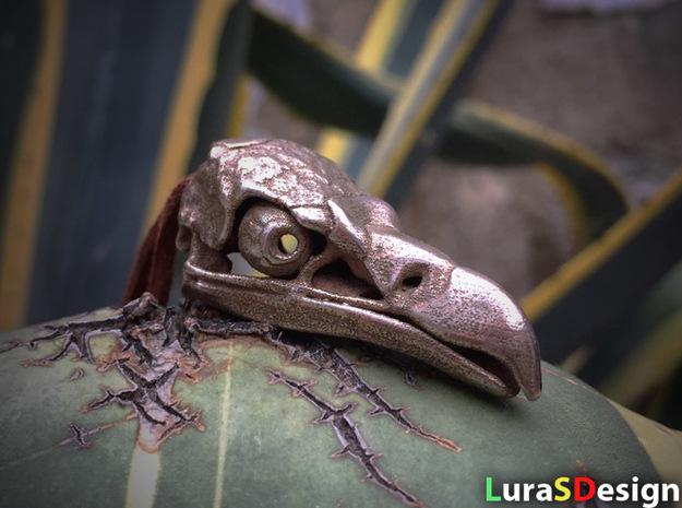 vicious Vulture Skull