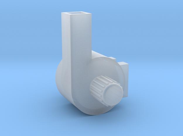Industrieventilator V1 1:120 in Smooth Fine Detail Plastic