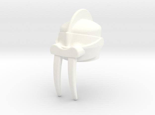Sna in White Processed Versatile Plastic