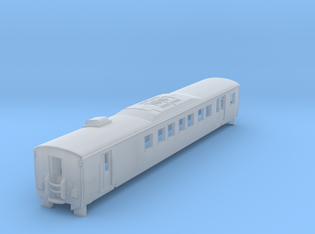 NPH1 - V/Line BCH 121-131  Interurban Car -N Scale in Smooth Fine Detail Plastic