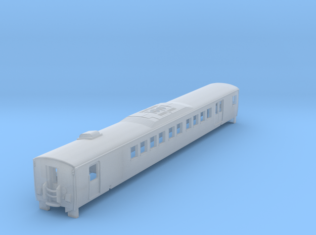 PH2 - V/Line BCH 132-133 Interurban Car -N Scale in Frosted Ultra Detail