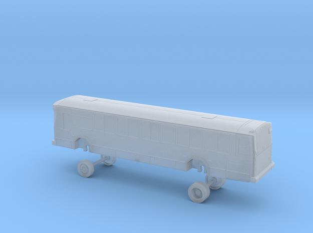 N Scale Gillig Phantom; VTA bus 9900 series in Smooth Fine Detail Plastic