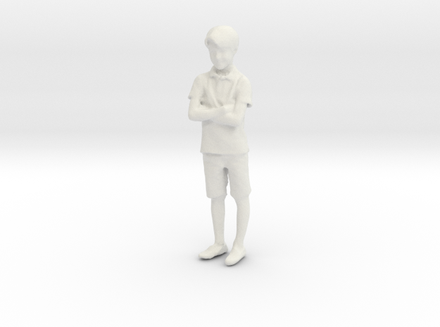 Printle C Kid 209 - 1/24wob in White Natural Versatile Plastic