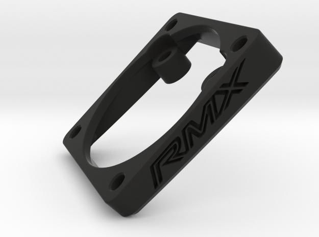 RMX 2.0 fanmount low motor in Black Natural Versatile Plastic