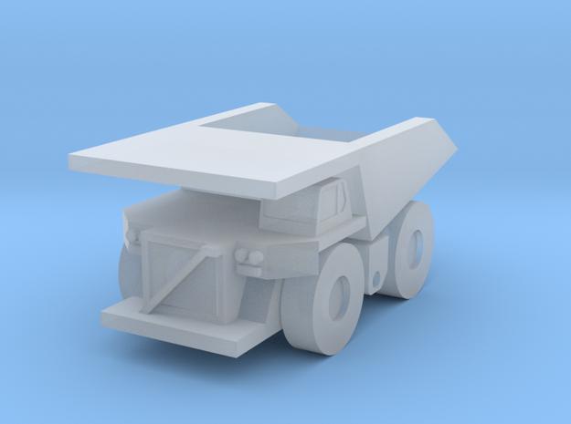CAT 793F Dump Truck  in Smooth Fine Detail Plastic: 1:500