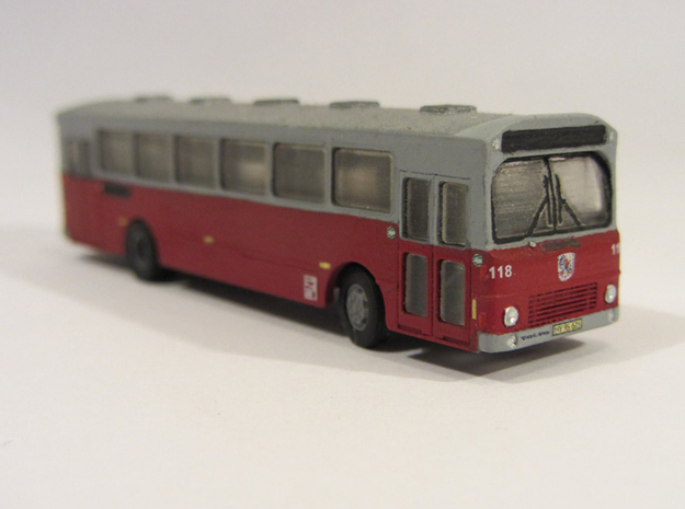 Volvo B10m Bus 2-0-2 Odense N scale