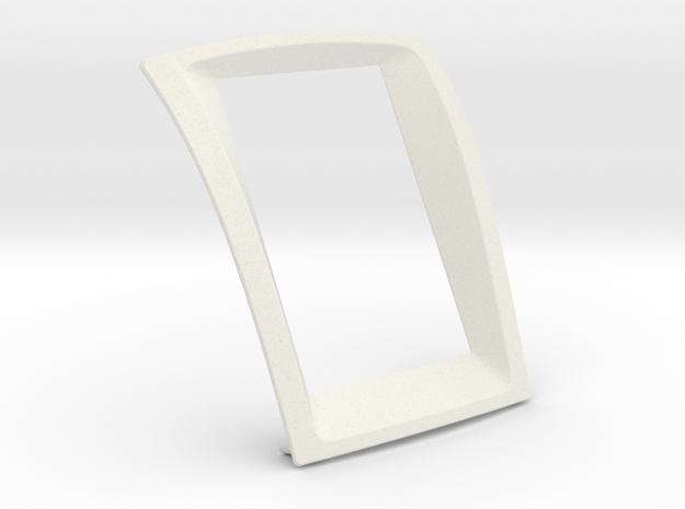 Waterfall Face Plate for 350z MK1 in White Natural Versatile Plastic