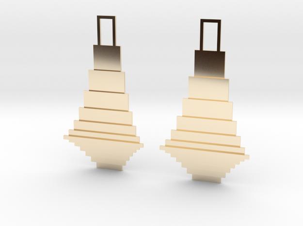 Staircase Earrings