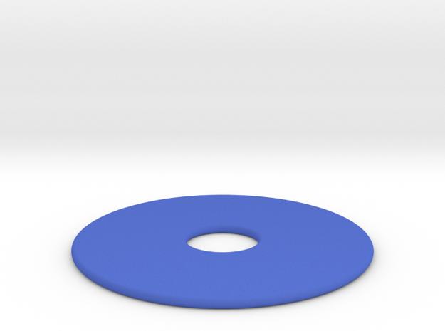 25 Blauw in Blue Processed Versatile Plastic