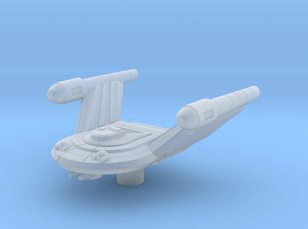 Patrol Craft in Smooth Fine Detail Plastic