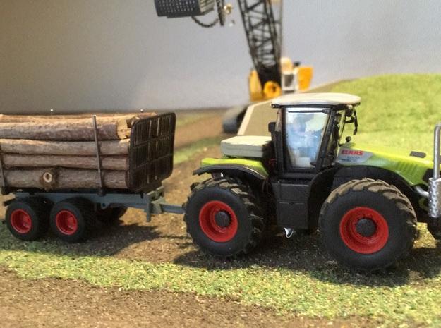 Umrüstsatz für Holzrückewagen 1:87