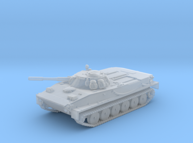 1/144 Russian PT-76 Light Tank in Smooth Fine Detail Plastic