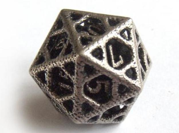 Cage Die20 in Stainless Steel