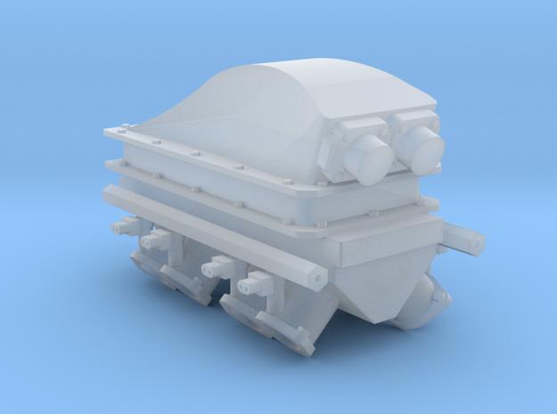 Brodix 1/18 Turbo 4 Intake