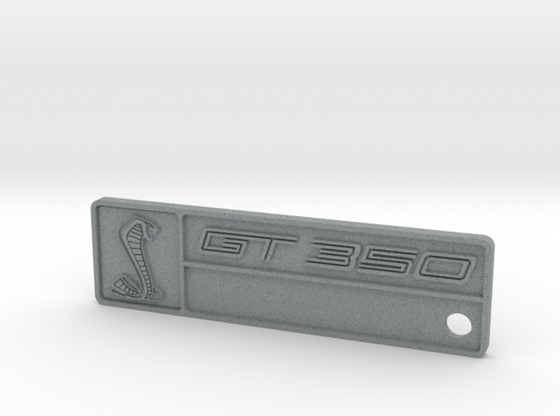 GT350 Keychain (No Chassis Number)