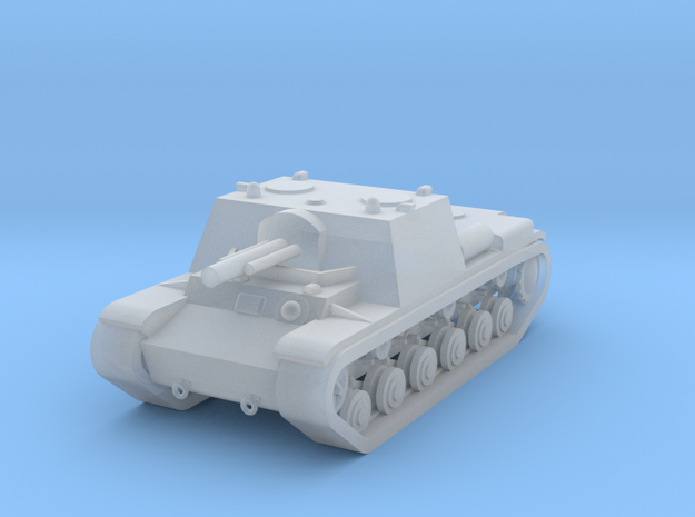 1/285 KV-7 in Smooth Fine Detail Plastic: Small