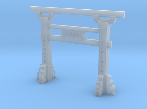 Torii named Coming Phonix in Frosted Ultra Detail