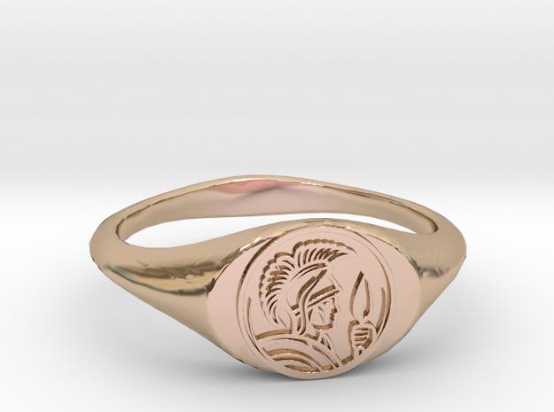 Leonidas Ring in 14k Rose Gold