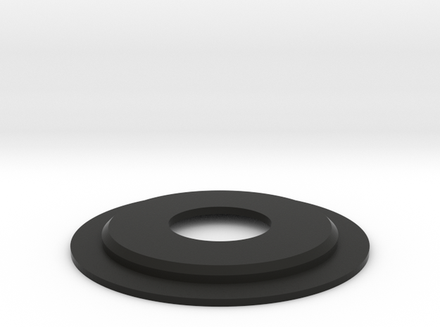 Datsun Window Crank Shield in Black Strong & Flexible
