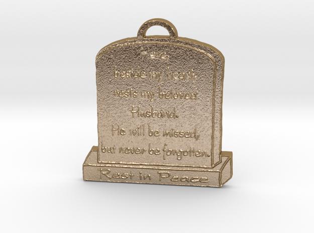 Memorial Pendant