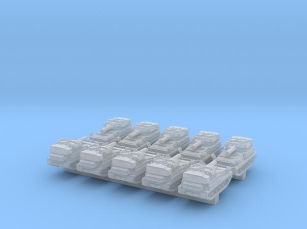 1/600 British FV101 Scorpion ARV x10 in Smoothest Fine Detail Plastic