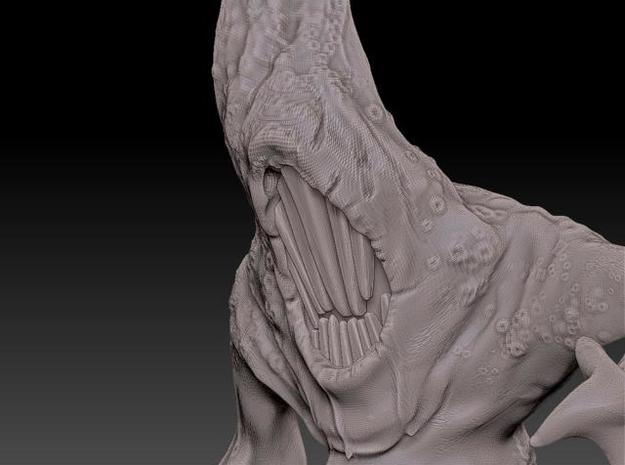Nyarlethotep Bloody Tongue - Giant Version 3d printed Deatail Head
