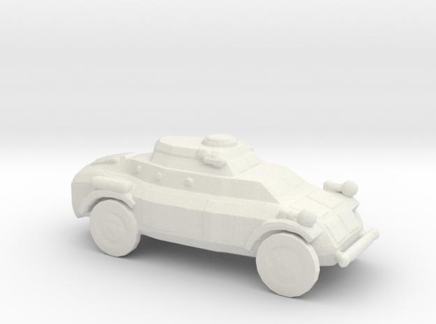 ARMOURCAROBJ3 in White Natural Versatile Plastic