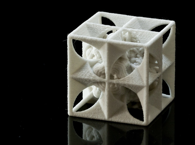 Kaleidoscopic Encapsulation 3d printed