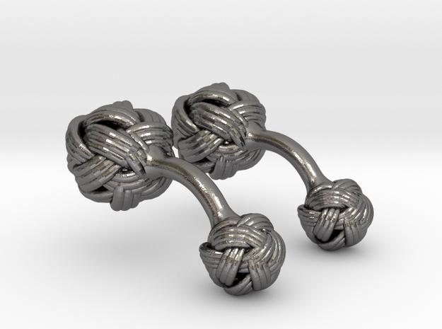 Algerian Knot Cufflink