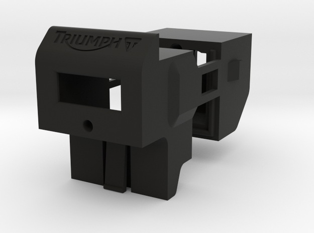 Triumph USB in Black Strong & Flexible