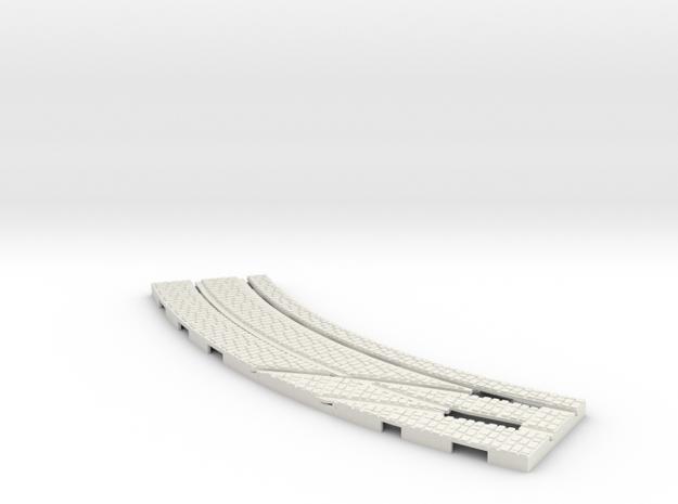 P-165stw-y-junction-250r-204r-part1-1a in White Natural Versatile Plastic
