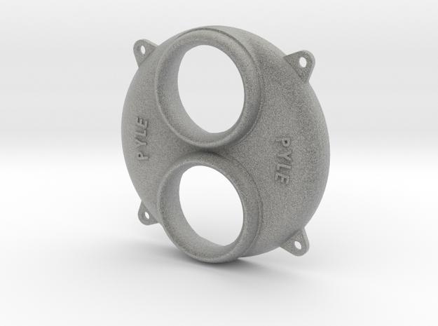 "1.6"" scale SW Pyle Headlight Bezel in Metallic Plastic"