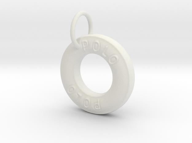 Polo Mint Pendant