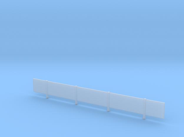 20' K-Rail Fencing