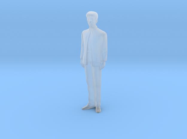 1/72 Man in Suit General Ikari in Smooth Fine Detail Plastic