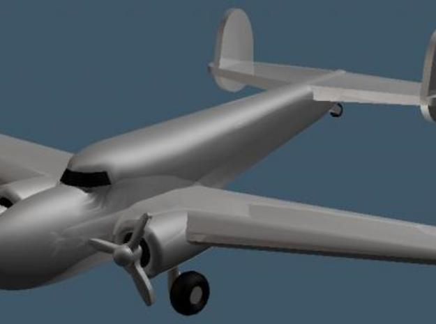 Lockheed 14 - Zscale in Frosted Ultra Detail